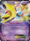 Pokemon Plasma Storm Single Cresselia EX 67/149