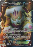 Pokemon Plasma Storm Single Landorus EX 144/149