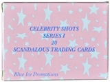 Celebrity Shots Series 1 Complete Set (1993 Blue Ice)