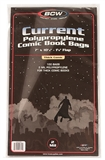 Current Age Comic Book Bags - THICK BOOKS 100 ct.