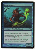 Magic the Gathering Shadowmoor Single Cursecatcher FOIL - SLIGHT PLAY (SP)