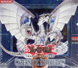 Upper Deck Yu-Gi-Oh Cybernetic Revolution 1st Edition Booster Box
