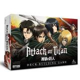 Attack on Titan Deck Building Game (Cryptozoic)