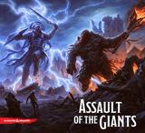 Dungeons and Dragons: Assault of the Giants Board Game (WizKids)