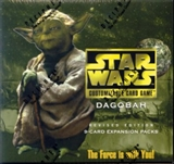 Decipher Star Wars Dagobah Revised Booster Box