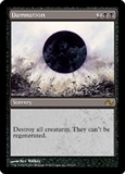 Magic the Gathering Planar Chaos Single Damnation Foil