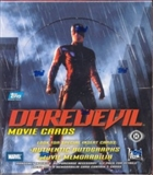 Daredevil Movie Cards Hobby Box (2003 Topps)