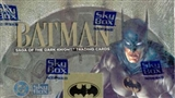 Batman Saga of the Dark Knight Hobby Box (1994 Skybox)