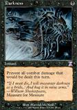 Magic the Gathering Time Spiral Single Darkness UNPLAYED (NM/MT)