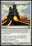 Magic the Gathering Darksteel Single Darksteel Forge FOIL - SLIGHT PLAY (SP)