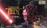 Decipher Star Wars Young Jedi Menace of Darth Maul Booster Box