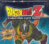 Score Dragon Ball Z Cell Saga Starter Deck Box