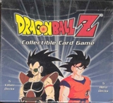 Score Dragon Ball Z Saiyan Saga Starter Deck Box