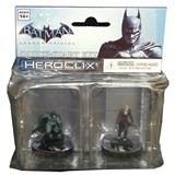 DC HeroClix Batman: Arkham Origins Quick-Start Kit