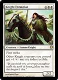 Magic the Gathering Duel Deck Single Knight Exemplar UNPLAYED (NM/MT)