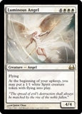 Magic the Gathering Duel Deck Single Luminous Angel - NEAR MINT (NM)