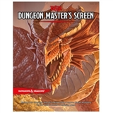 Dungeons and Dragons 5th Edition RPG: Dungeon Master's Screen (WOTC)