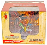 Dungeons & Dragons Fantasy Miniatures: Icons of the Realm - Tiamat Figure
