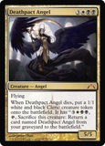 Magic the Gathering Gatecrash Single Deathpact Angel Foil