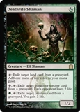 Magic the Gathering Return to Ravnica Single Deathrite Shaman FOIL