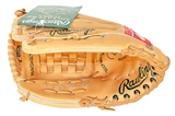 Derek Jeter Autographed NY Yankees Rawlings Sig. Series Full Size Glove (Scoreboard COA)