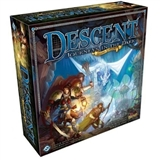 Descent: Journeys In The Dark 2nd Edition (Fantasy Flight Games)