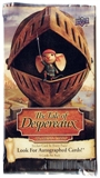 Upper Deck Tales of Despereaux Trading Cards Pack