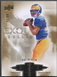 2010 Upper Deck Exquisite Football Pat Devlin Rookie #09/99