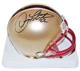 Doug Flutie Autographed Boston College Mini Helmet