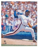 Dwight Gooden Autographed New York Mets 16x20 Photo Vertical (MLB COA)