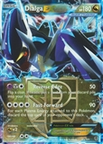 Pokemon Plasma Blast Single Dialga EX - 65/101