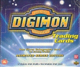 Digimon Series 1 Retail Box (Upper Deck)