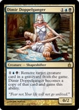 Magic the Gathering Ravnica Single Dimir Doppelganger FOIL