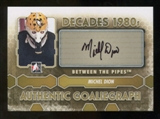 2012/13 In the Game Between The Pipes Autographs #AMD Michel Dion DEC Autograph
