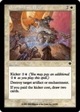 Magic the Gathering Invasion Single Dismantling Blow FOIL