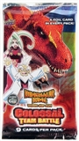 Upper Deck Dinosaur King Series 2 Colossal Team Battle Booster Pack