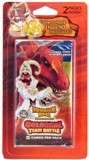 Upper Deck Dinosaur King Series 2 Colossal Team Battle Boosters (2 Packs)