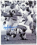 Daryle Lamonica Autographed Buffalo Bills Action 8x10 Football Photo
