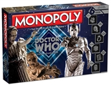 Monopoly: Doctor Who Villains Edition (USAopoly)