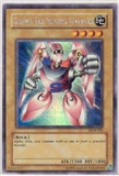Yu-Gi-Oh Promo Single Gamma The Magnet Warrior Secret Rare (DOR-003)