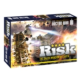 RISK: Doctor Who Edition Game