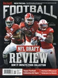 2015 Beckett Football Monthly Price Guide (#294 July) (NFL Draft Review)