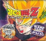 Score Dragon Ball Z World Games Booster Box