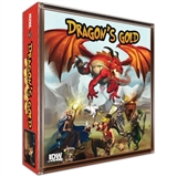Dragon's Gold Board Game (IDW)