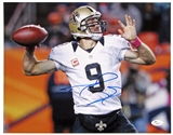 Drew Brees Autographed New Orleans Saints 11x14 Photograph (JSA)
