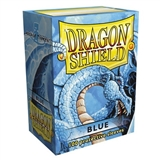Dragon Shield Card Sleeves - Blue (100)