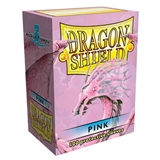Dragon Shield Card Sleeves - Pink (100)