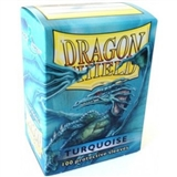 Dragon Shield Card Sleeves - Turquoise (100)