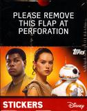 Star Wars: The Force Awakens Sticker Box (Topps 2016)