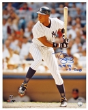 "Darryl Strawberry Autographed New York Yankees 16x20 Photo ""WS Champs"" Inscrip (L"